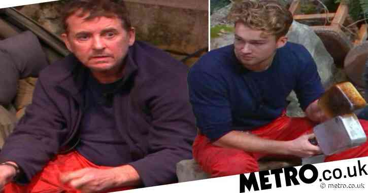 I'm A Celebrity 2020: AJ Pritchard and Shane Richie to take on Friday's Chambers of Horror trial
