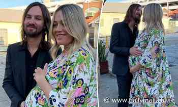 Tame Impala frontman Kevin Parker is expecting his first child with wife Sophie Lawrence