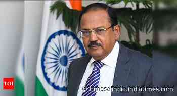 Ajit Doval to attend key maritime meet in Sri Lanka