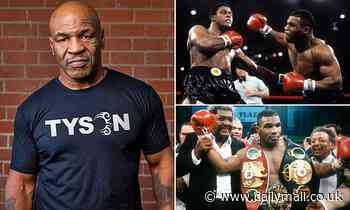 Mike Tyson is back and the 54-year-old returns to the ring a very different animal