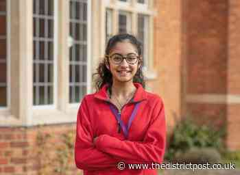 Horsham pupil wins national poetry prize - The District Post