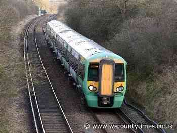 Rail delays between Horsham and Barnham due to fault with level crossing - West Sussex County Times