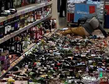 """Clean-Up In Aisle Five!"" Shopper Goes Berko, Destroys Aldi's Entire Alcohol Section"