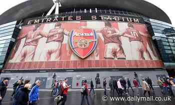 Arsenal will be the first top flight club to have fans in Europa League clash with Rapid Vienna