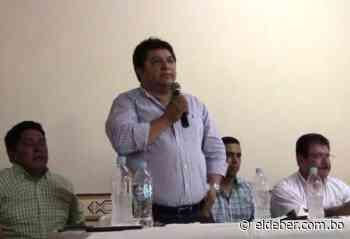 Ruddy Dorado, primer candidato a alcalde en San Ignacio de Velasco | EL DEBER - EL DEBER