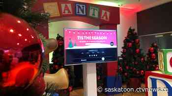 Kids won't be able to sit on Santa's lap at this Saskatoon mall. Here's what they can do instead.