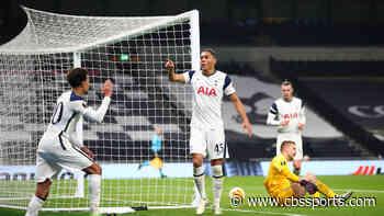 Tottenham vs. Ludogorets score: Carlos Vinicius opens Spurs account in impressive win