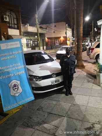 Detuvieron a un robaruedas que asolaba Carapachay - InfoBan