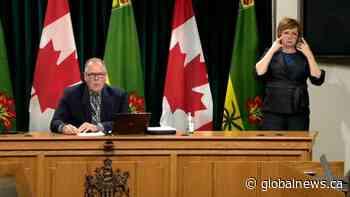 Coronavirus: At what point will Saskatchewan  consider opening a field hospital?