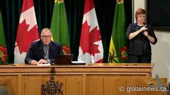 Coronavirus: Saskatchewan health officials describes time constraints behind contact tracing