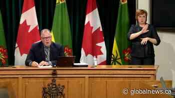 Coronavirus: Saskatchewan health officials warn province nearing ICU capacity
