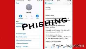 Pavia: nuova ondata di phishing, questa volta i malviventi utilizzano illecitamente il logo di agenzia delle entrate - Vigevano24.it
