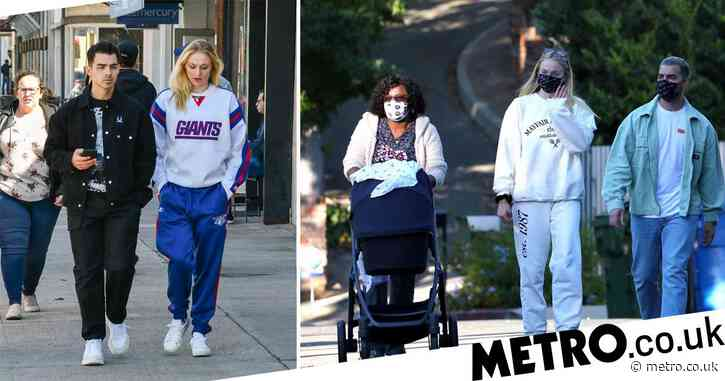Sophie Turner and Joe Jonas 'thinking about second baby' after settling into life with daughter Willa