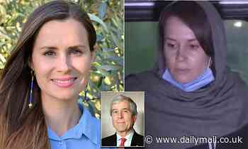 Australian academicKylie Moore-Gilbert's Israeli boyfriend was the REAL reason she was locked up