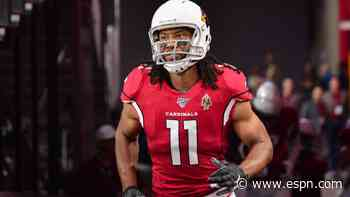 Cards add WR Fitzgerald to reserve/COVID-19 list