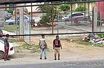 ¿Costumbre en Colón?, matan a uno en Cativá - Crítica Panamá