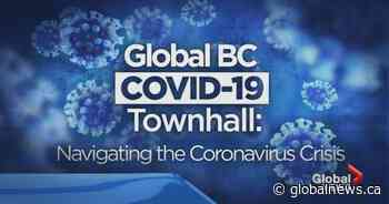 Top 12 questions and answers from Global BC's town hall with Adrian Dix and Dr. Bonnie Henry