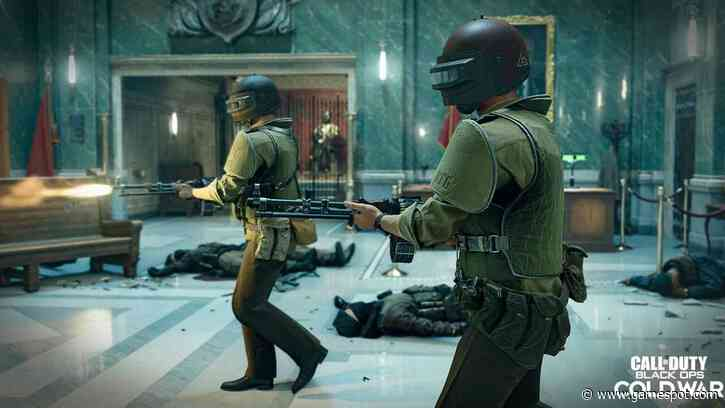 Call Of Duty: Black Ops Cold War Writer David S. Goyer Talks About Giving Players Choices