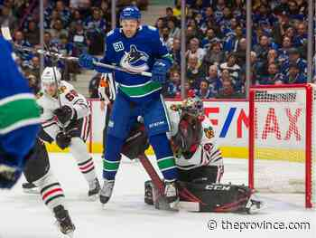 Ben Kuzma: Is there Canucks roster room for smart, big winger Bailey?