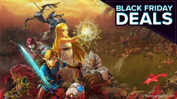 Hyrule Warriors: Age Of Calamity Is On Sale For Black Friday 2020