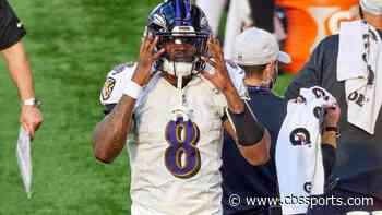 Ravens quarterback Lamar Jackson tests positive for COVID-19, per report