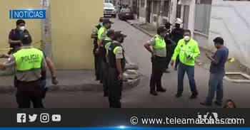 Autoridades buscan combatir a la delincuencia en Machala - Teleamazonas