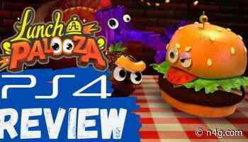 Lunch A Palooza PS4/PS5 Review | Pure PlayStation