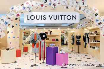 Louis Vuitton is popping up in Sydney and Melbourne with an exclusive shopping experience