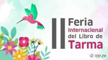 FIL Tarma 2020: Conoce las actividades más destacadas de este encuentro cultural - RPP Noticias