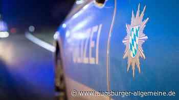 Ederheim: Mann sägt sich trotz Schutzkleidung ins Bein - Augsburger Allgemeine