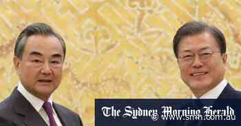 South Korea to host China's Xi Jinping