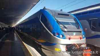 Lavori sulla Viareggio-Firenze, linea interrotta nel weekend fra Pistoia e Montecatini - LuccaInDiretta