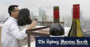 China hits Australian wine with tariffs of up to 200 per cent