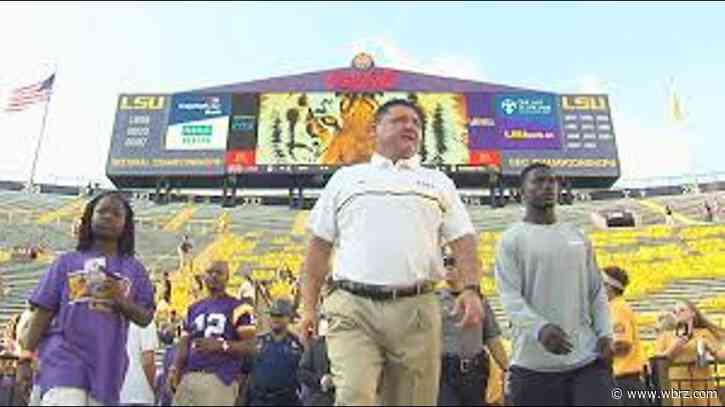 LSU struggles with latest hurdle for resilient Ed Orgeron
