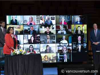 Vaughn Palmer: Horgan's new cabinet facing unparalleled challenges on to-do lists