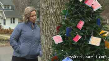 North St. Paul woman helps local families through 'NSP Christmas Tree Project'
