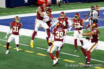 Smith, Washington in 1st After Thanksgiving Win Over Cowboys