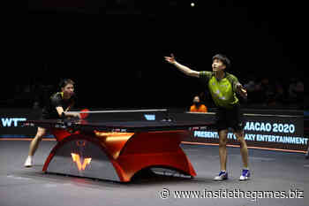Lin suffers shock loss on day two of World Table Tennis Macao - Insidethegames.biz