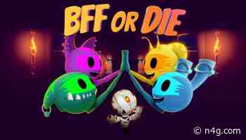 BFF Or Die Review (PS4) - Avoiding Mummies With Your Buddies | Finger Guns