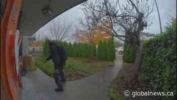 Man with weapons terrifies Vancouver neighbourhood
