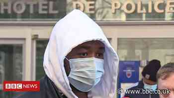Paris police officers suspended over beating of black music producer