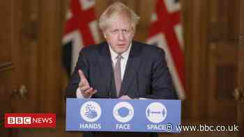 Covid-19: Tougher post-lockdown rules 'strike a balance', says PM