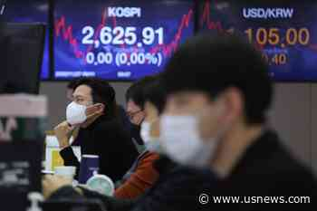 Asian Stocks Fall Amid Unease About Vaccine Development
