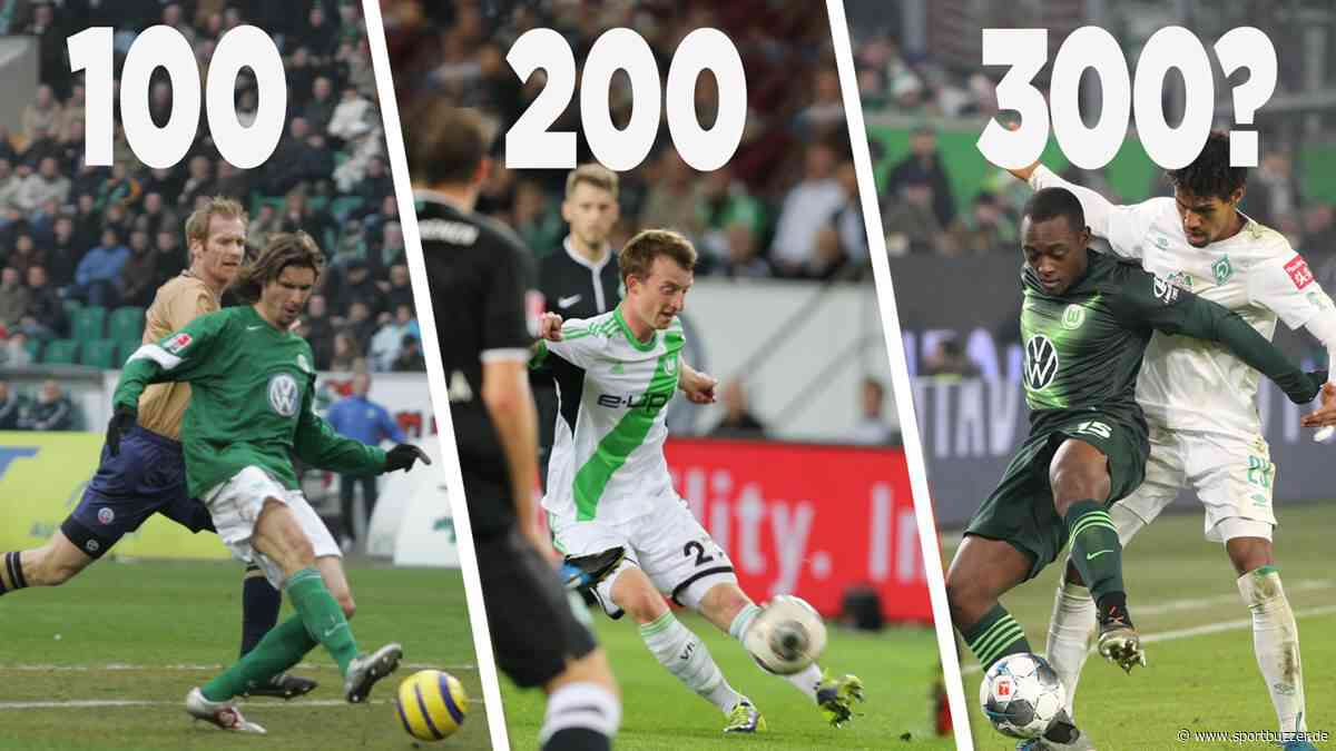 300. Bundesliga-Sieg für Wolfsburg? Da kommt Werder genau richtig - Sportbuzzer