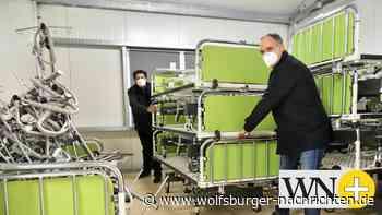 Krankenbetten aus Wolfsburg für die Ukraine - Wolfsburger Nachrichten