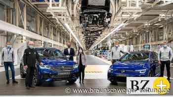 Zwei VW-Kraftpakete feiern in Wolfsburg Premiere - Braunschweiger Zeitung