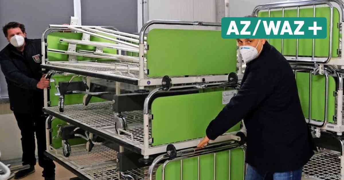 Wolfsburg: 30 Betten aus dem Klinikum für Krankenhaus in Ukraine gespendet - Wolfsburger Allgemeine