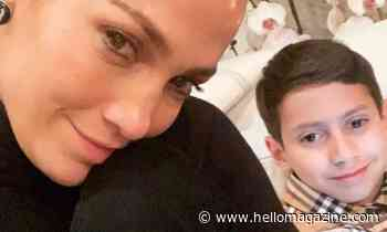 Jennifer Lopez's secret to her perfect family Thanksgiving revealed - and twins Max and Emme are involved! - HELLO!