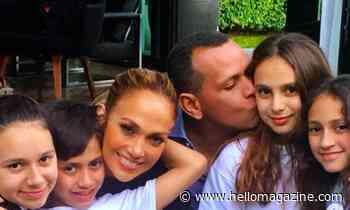 Jennifer Lopez reveals major family change involving twins Max and Emme - HELLO!