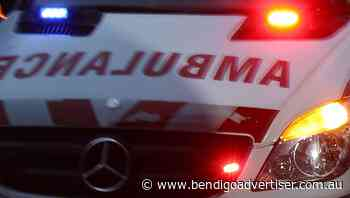 Man airlifted, two others taken to hospital after crash near Maryborough - Bendigo Advertiser